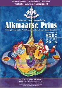 Poster Alkmaarse Prins