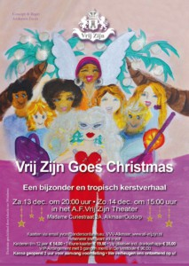 Poster VZ Goes Christmas