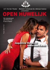 Poster Open Huwelijk
