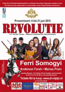 Poster Revolutie