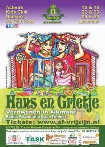 Poster Hans & Grietje