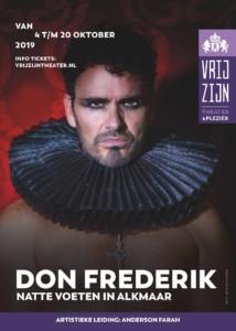 Poster Don Frederik